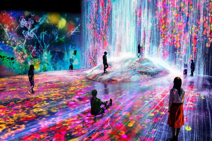World's first digital museum in Japan