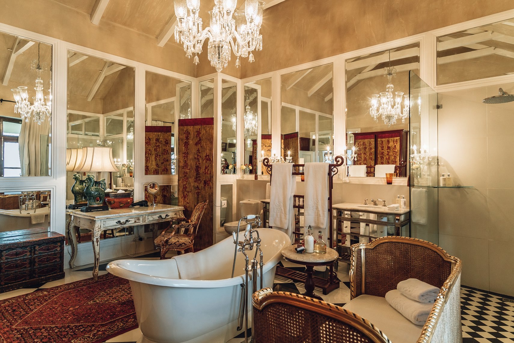 Maushami Chetty On Inspiration Adventure: Two South African Hotels Make World's Top 100
