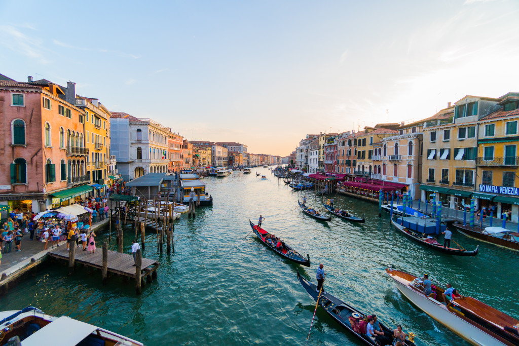 Maushami Chetty On Inspiration Adventure: Tourists Will Have To Pay To Enter Venice
