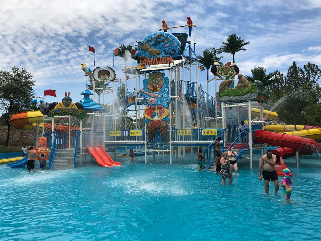 Africa's largest waterpark opens