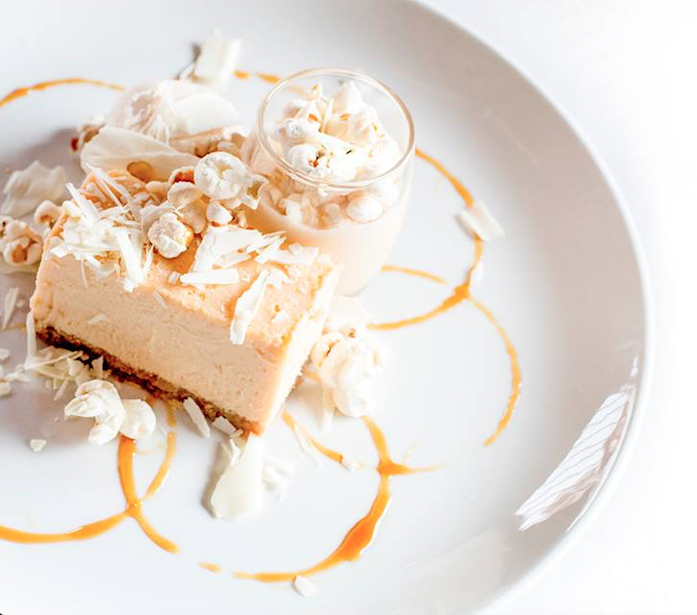 The Valentine's dinner at 9th Avenue Bistro promises decadent desserts. Photo: Supplied.