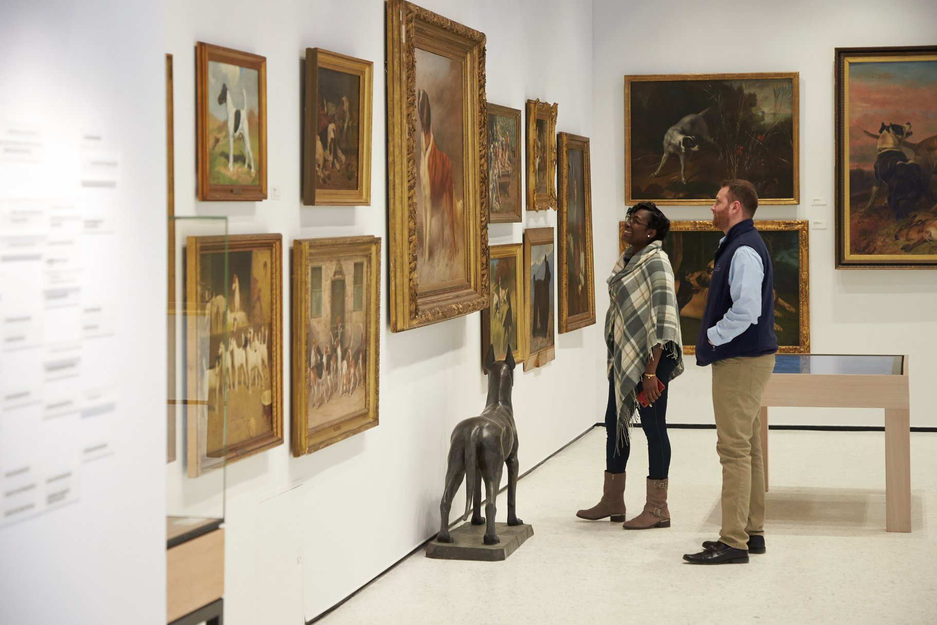 Museum of the Dog opens in New York