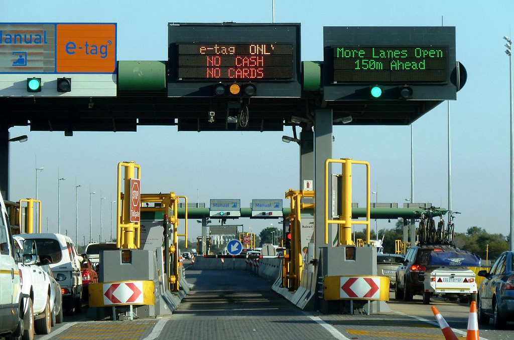 2020 toll road tariff increases extend to e-tolls