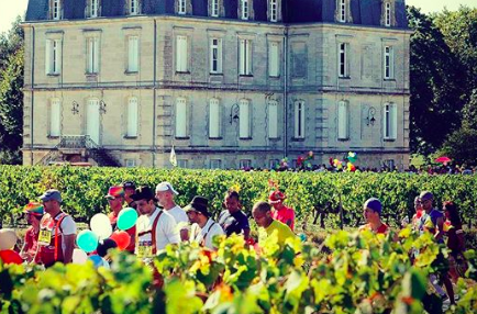 Wine on the run, only in France