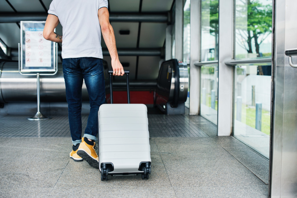 Maushami Chetty On Inspiration Adventure: OR Tambo Implements New Luggage Regulations