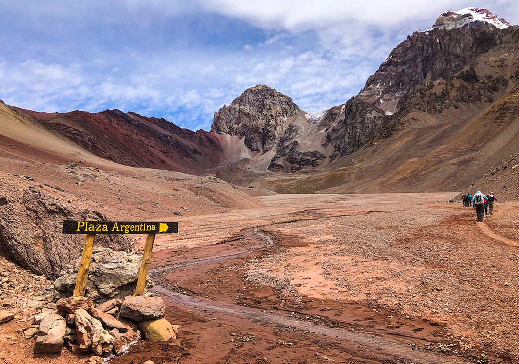 Climbing Aconcagua: here's what you need to know