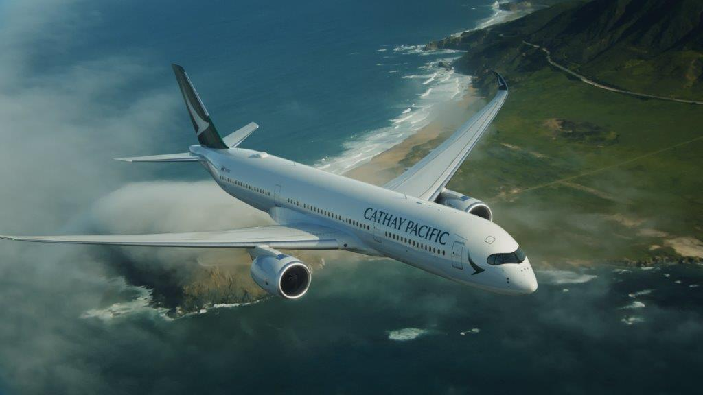Cathay Pacific's Cape Town-to-Hong Kong route returns