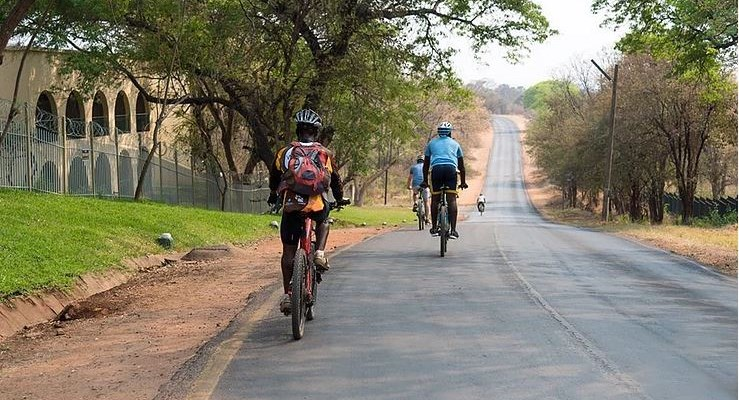 New bicycle tour in Victoria Falls