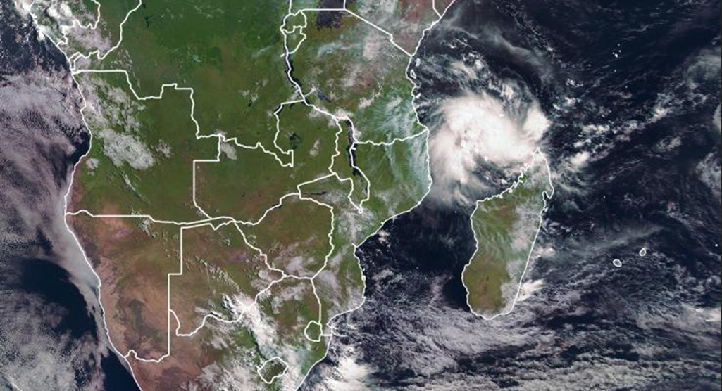 New cyclone may hit Mozambique