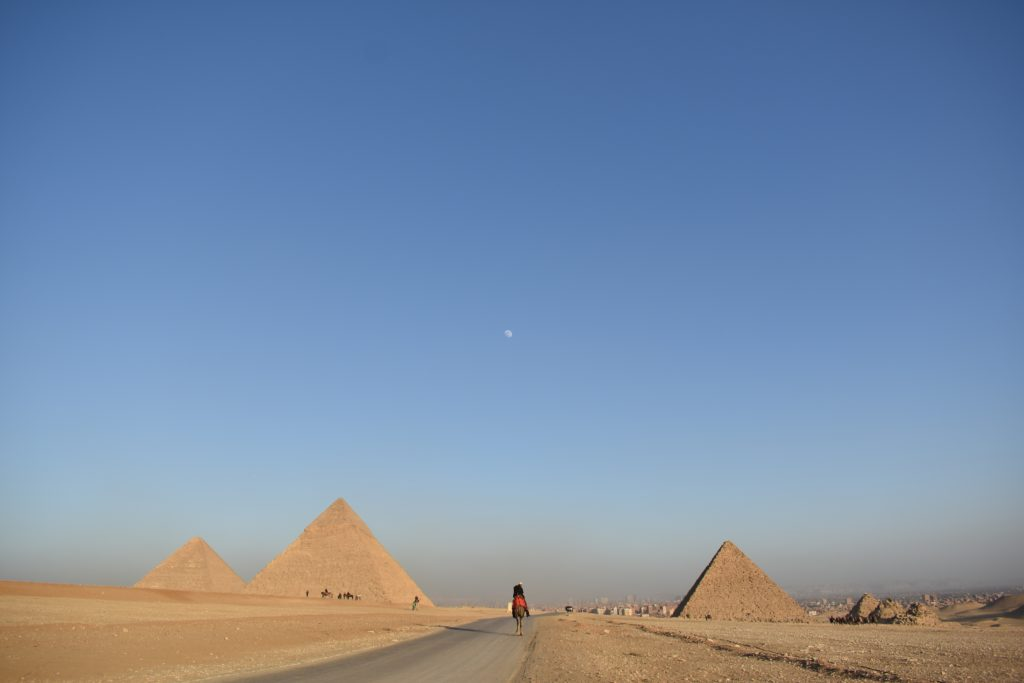 South Africans injured in Giza explosion