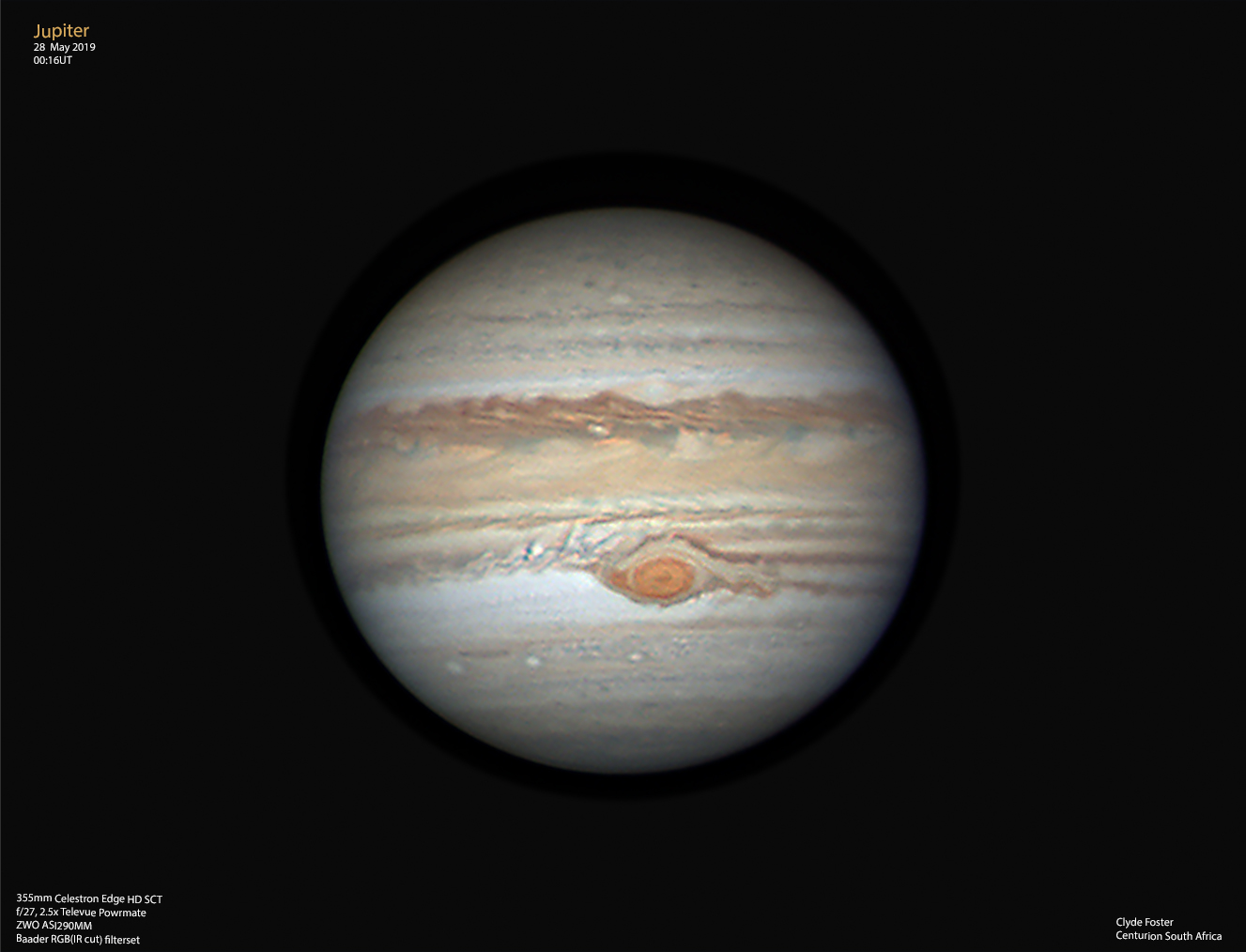 jupiter planet location in the sky - HD 1327×1014