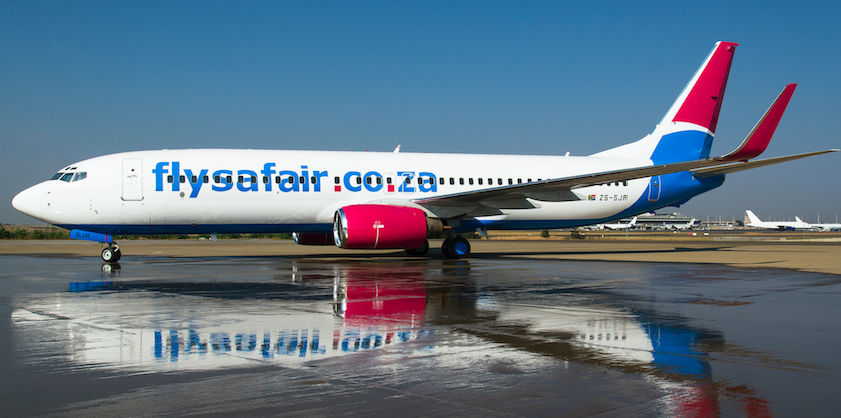 Passenger dies on board FlySafair plane at OR Tambo