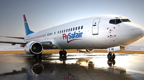 FlySafair launches new route between Cape Town and Bloemfontein