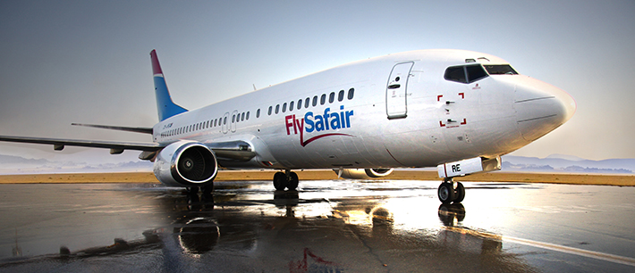 Foetus found on FlySafair plane