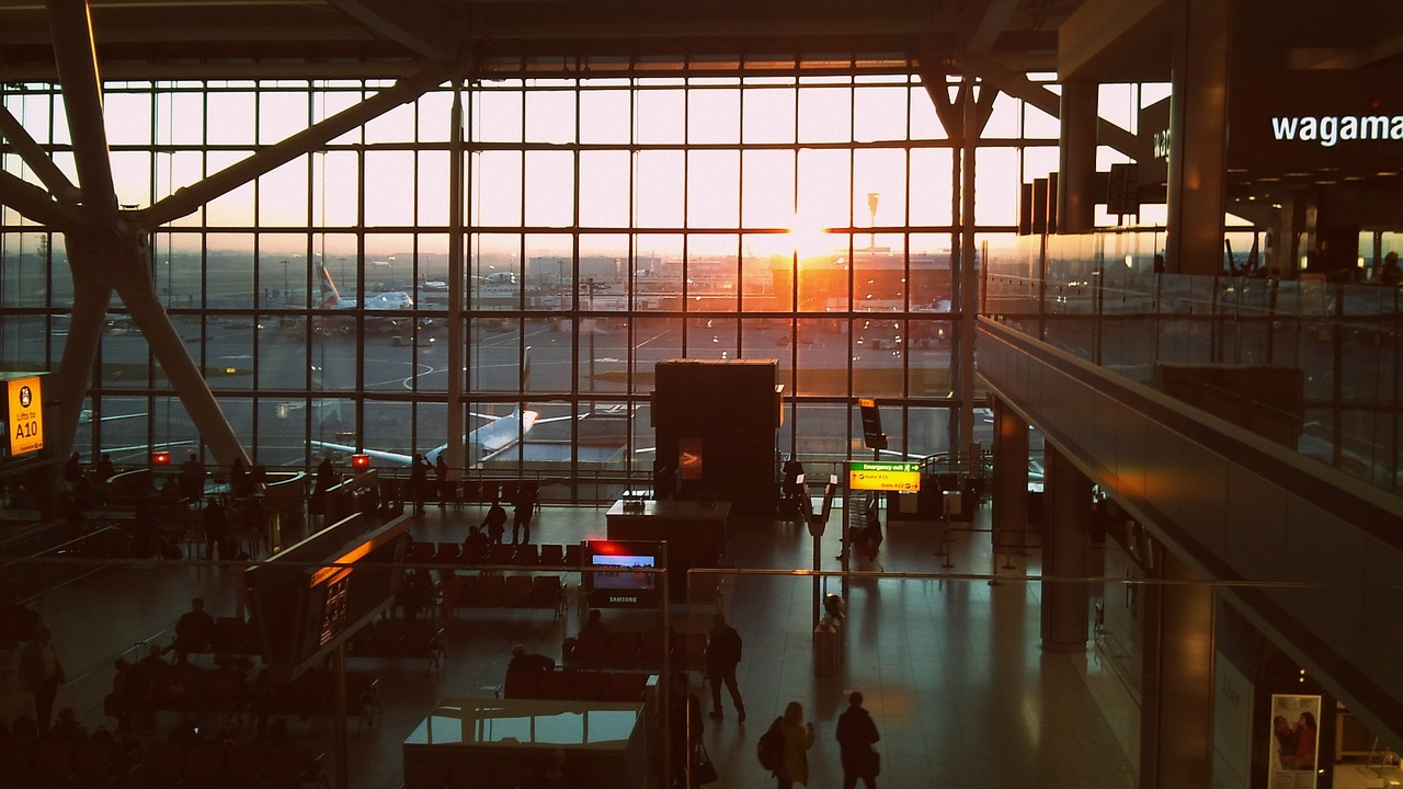 Heathrow invests in new security technology