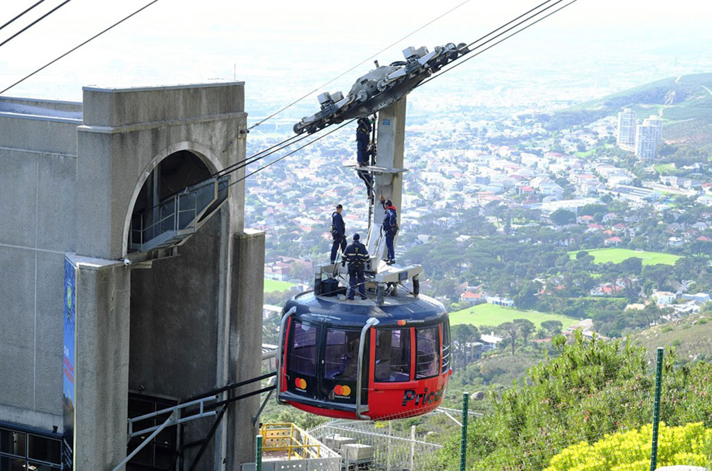 Table Mountain Cableway announces early-bird special access