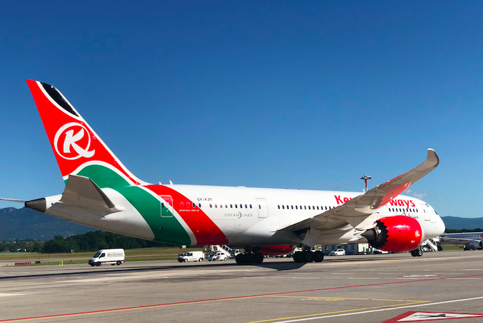 Kenya Airways introduces more Cape Town flights