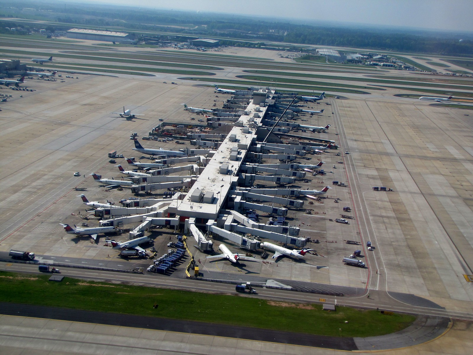 World's busiest airport retains 21-year title