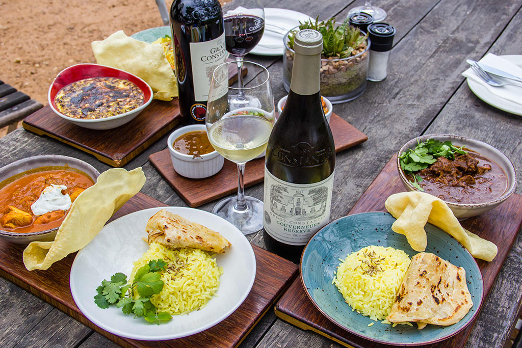 Wine pairings for a traditional Heritage Month meals