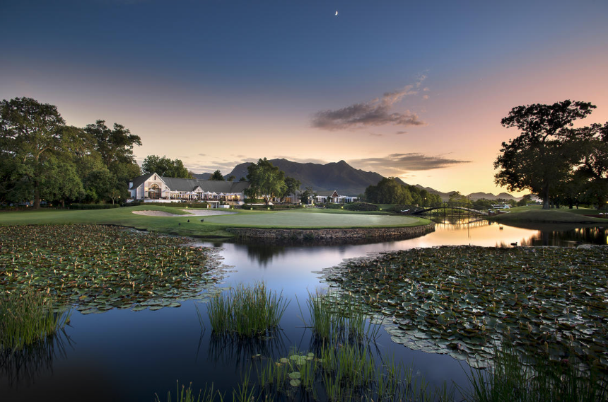 Fancourt: The Garden Route's hole-in-one experience