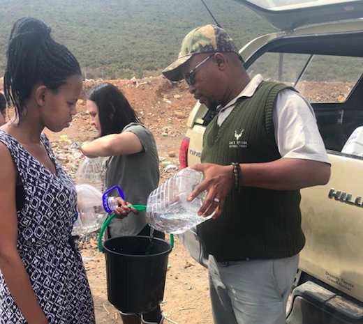 SANParks appeals for water donations in Graaff-Reinet