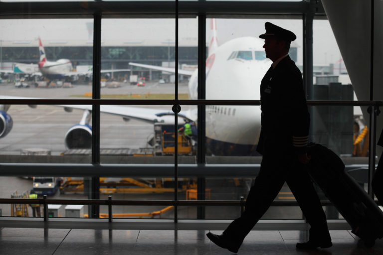 British Airways grounds 'nearly 100%' of its daily flights