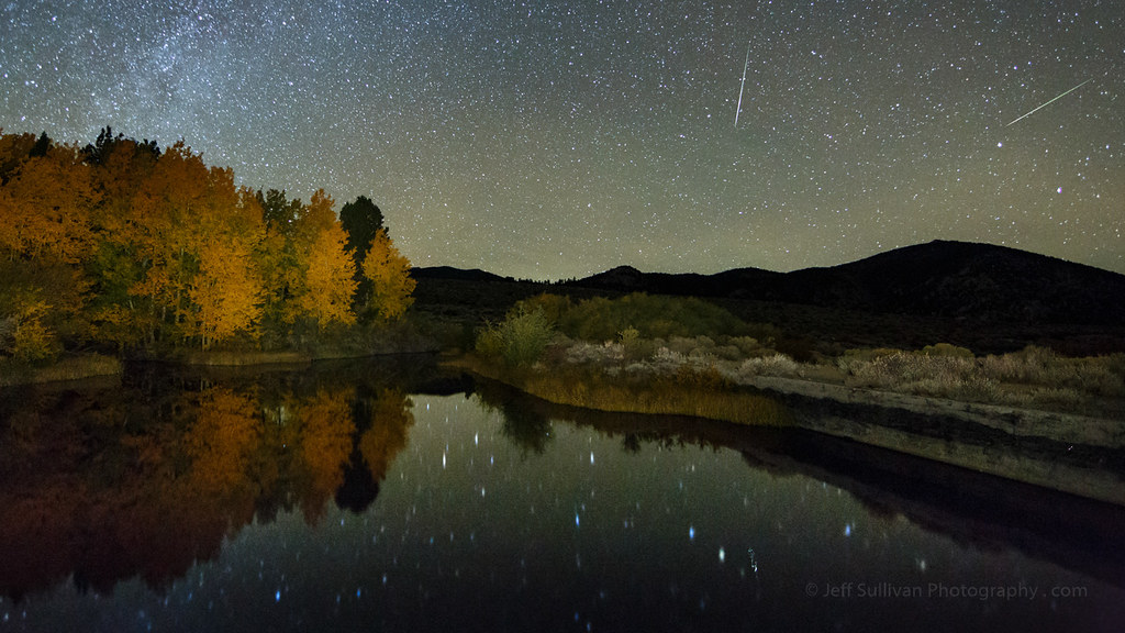 How to view the Orionid meteor shower