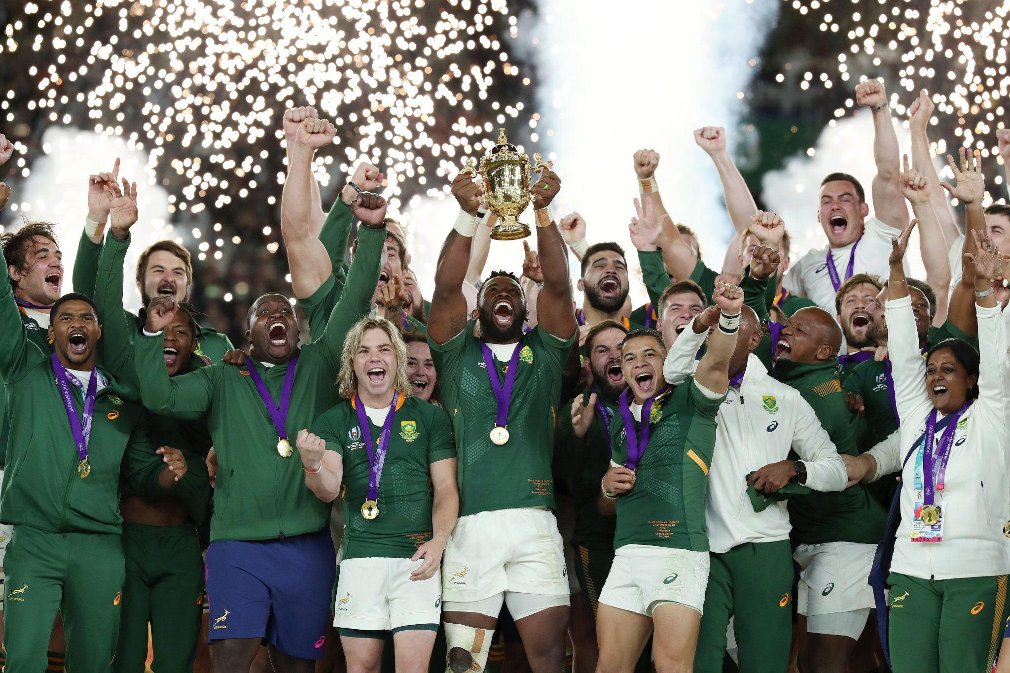 Free Gautrain rides to welcome home the Bokke
