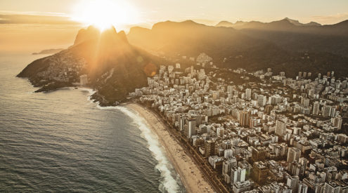 Rio Beaches, Samba City