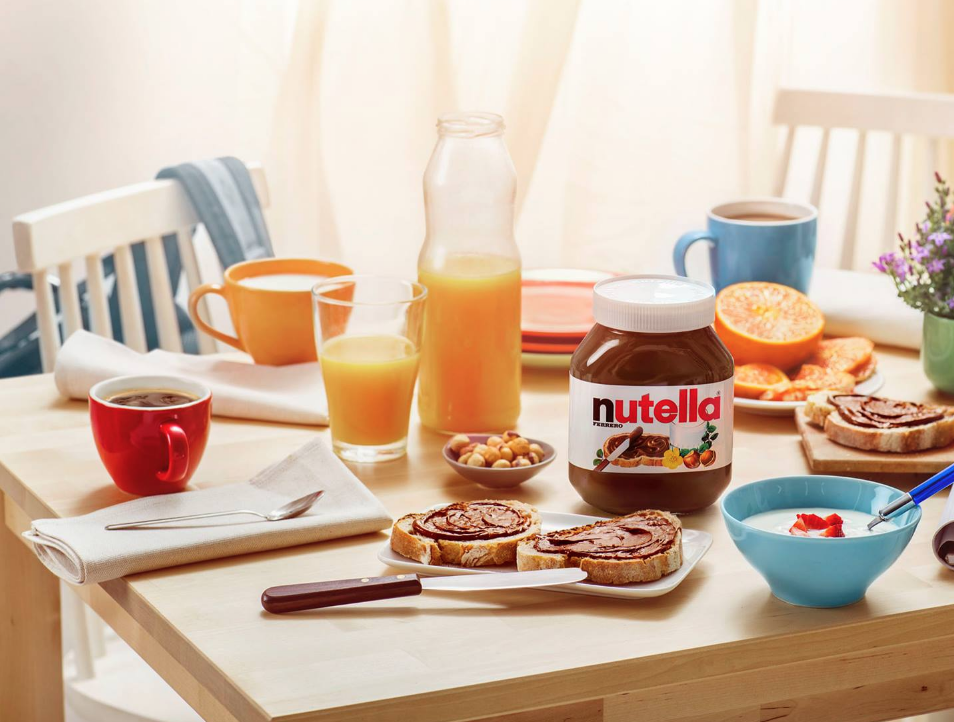 Pop-up Nutella hotel opens up in California