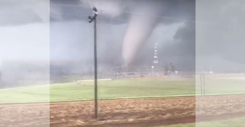 Tornado hits KZN, 'scores' injured