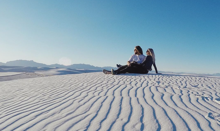 White Sands declared new national park in America