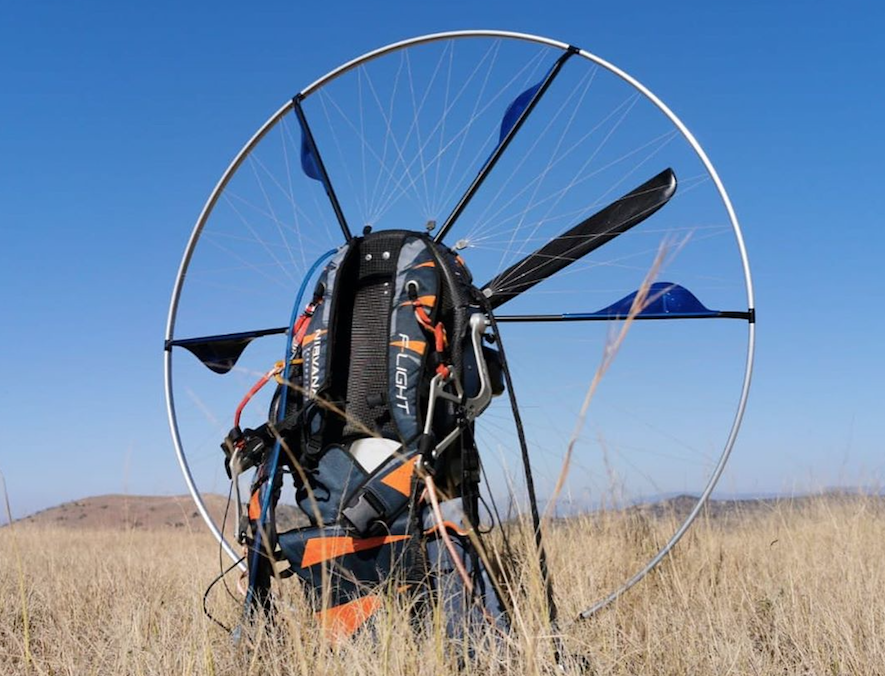 Paramotor gliders stolen from Cussonia Nature Reserve