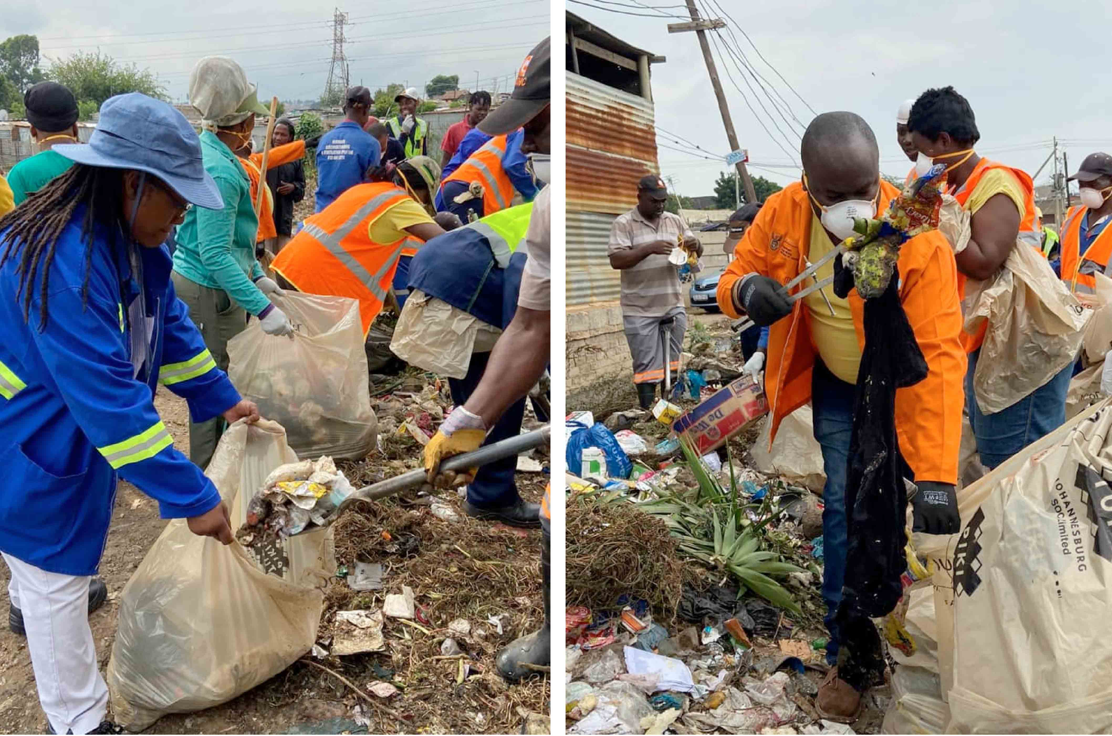 Join Joburg's city clean-up campaign