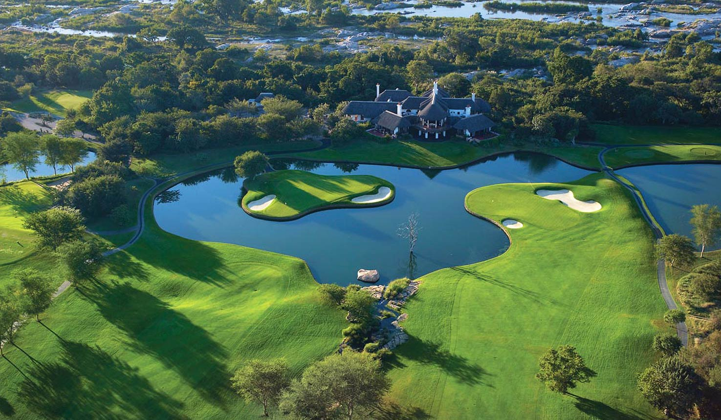 3 of the world's top 100 golf course are in SA