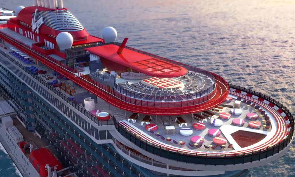 Richard Branson launches luxury cruise for adults