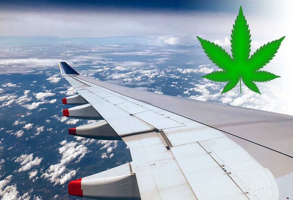 Flying with weed - what you need to know