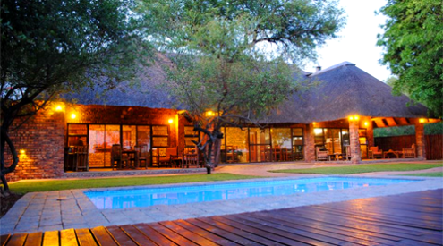Gomo Gomo Game Lodge: Here's why you should visit