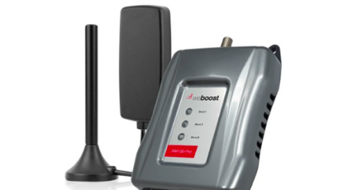 WIN: A weBoost Vehicle Signal Booster Kit For Your Next Road Trip!