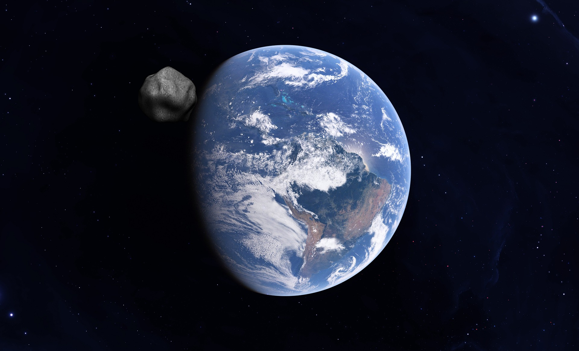 Asteroid 1.5 times the size of the London Eye to pass Earth on July 24
