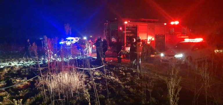 One dies, another is injured in a plane crash in Springs