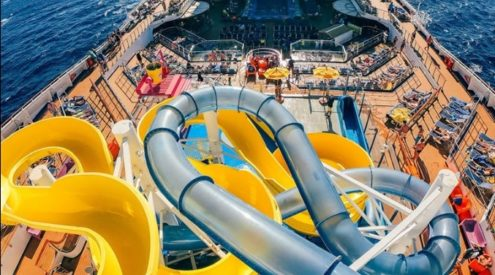 First ocean roller coaster to open in 2021