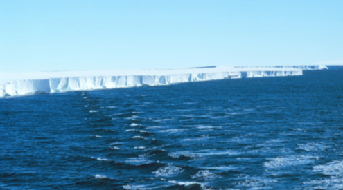 Milne Ice Shelf collapses