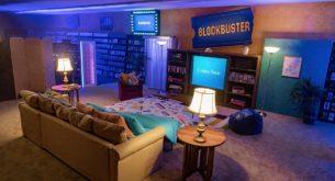 World's last Blockbuster store available to rent on Airbnb