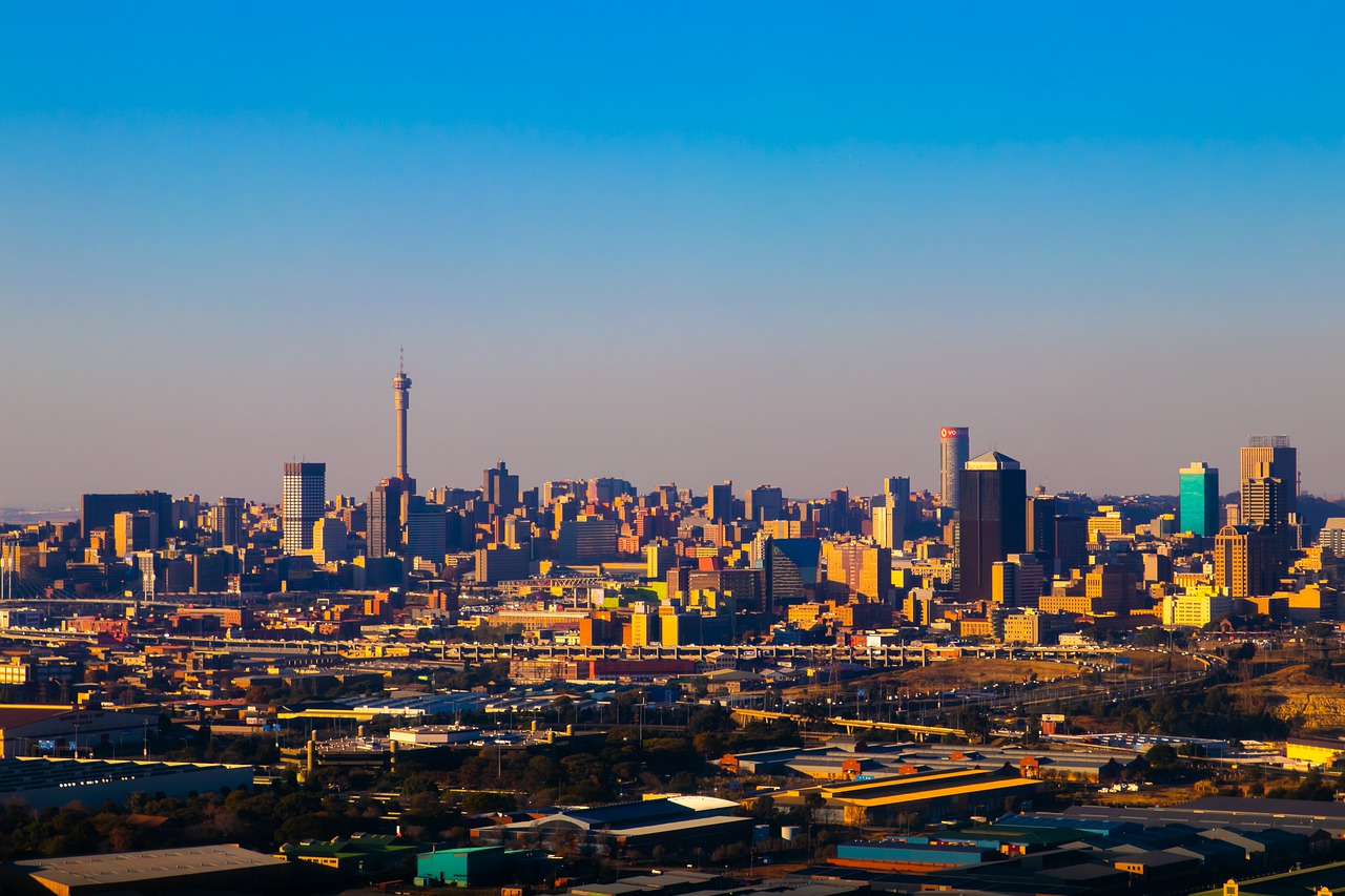 South Africa receives Global Safety Stamp