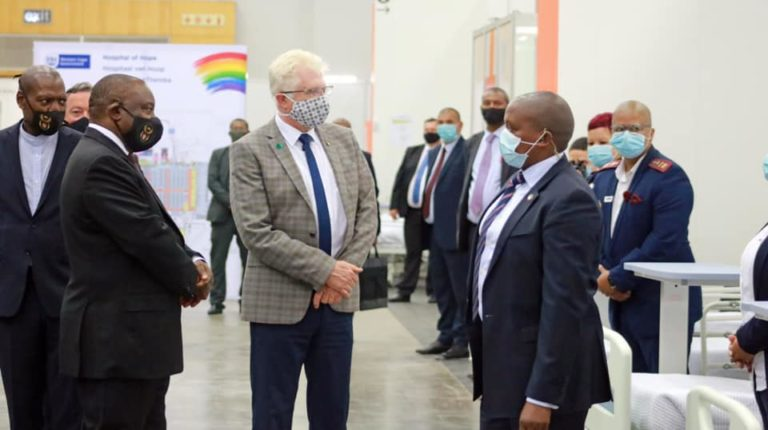 Alan Winde calls for borders to reopen