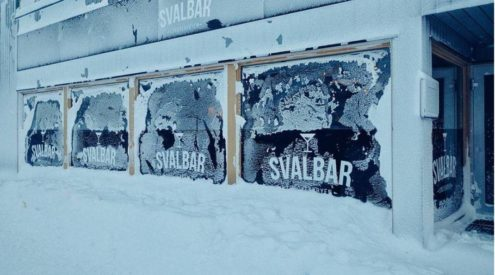 World's northernmost bar is looking for new management
