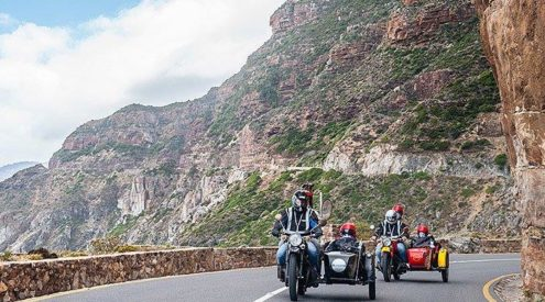 WIN: A chauffeured sidecar trip for 2