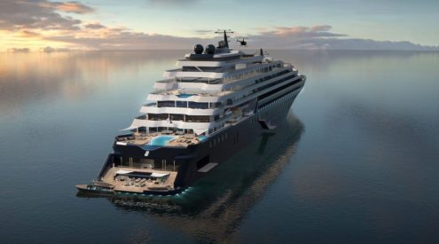 Ritz-Carlton luxury yachts to embark in 2021