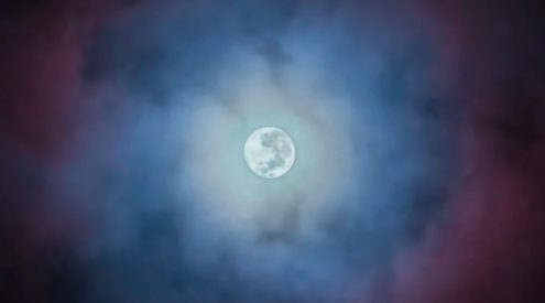 Rare Blue Moon will rise on October 31